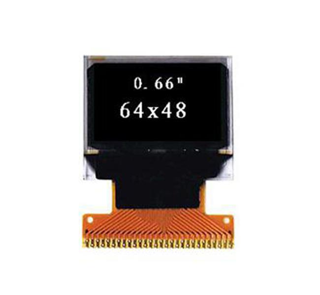 0.66''  OLED Displays