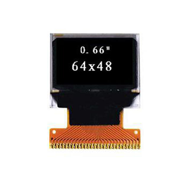 0.66''  OLED Displays