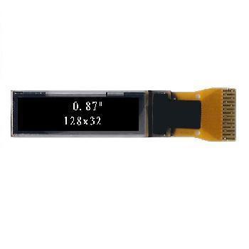 0.87''  OLED Display